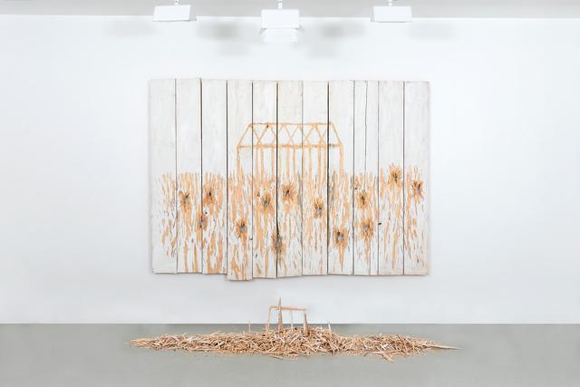, 'COUNTRY ARCHITECTURE,' 2019, Anna Nova Gallery