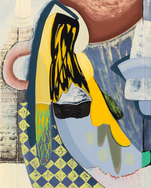 Magalie Guerin, 'Untitled (res 5.1)', 2019, Galerie Nicolas Robert
