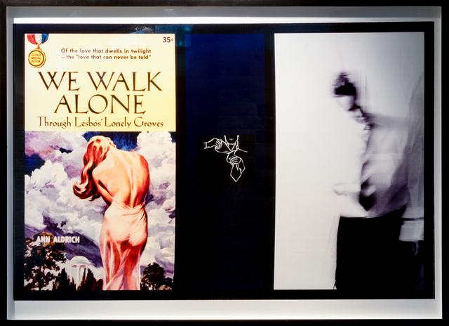 Lori Newdick, 'We Walk Alone', 1999, Corkin Gallery