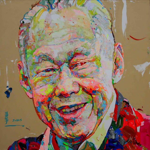 , 'Lee Kuan Yew 李光耀,' 2016, Ode to Art