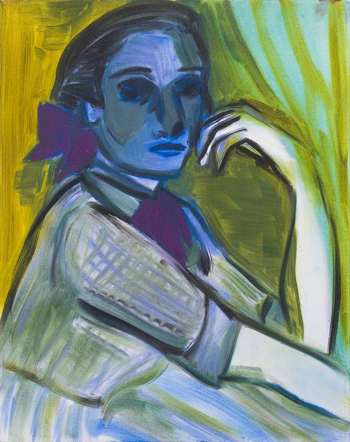 , 'Young Carrie Fischer,' 2016, Projet Pangée