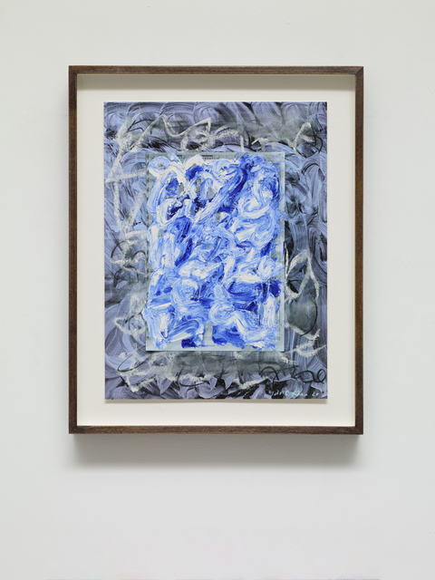 , 'White Windows Collage 6,' 2019, Victoria Miro