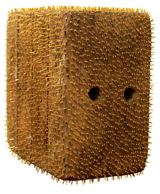 , 'Healer mask,' 2008, Galerie Charlot