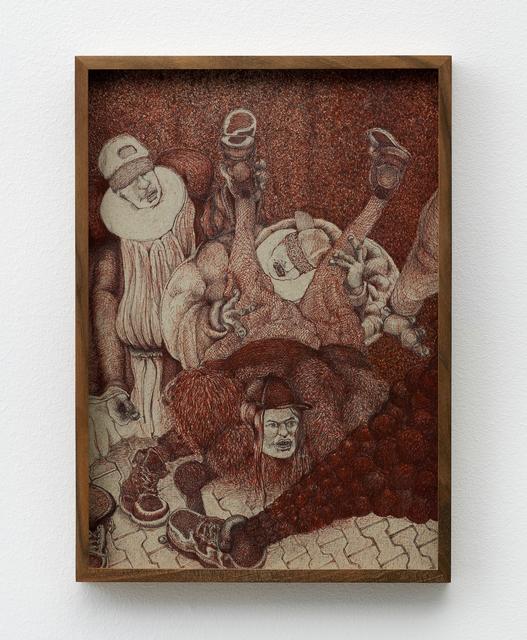 , 'Untitled ,' 2016, Christian Andersen