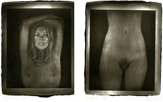 , 'Kate Diptych,' 2012, Contessa Gallery