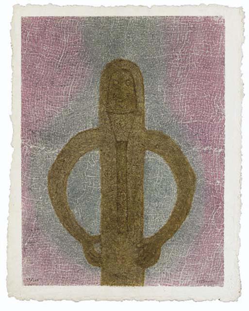 Rufino Tamayo, 'Personaje con Red (Personage with Net)', 1982, Ruiz-Healy Art
