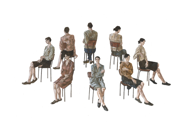 , 'Convivencia (Coexistence),' , Dorothy Circus Gallery