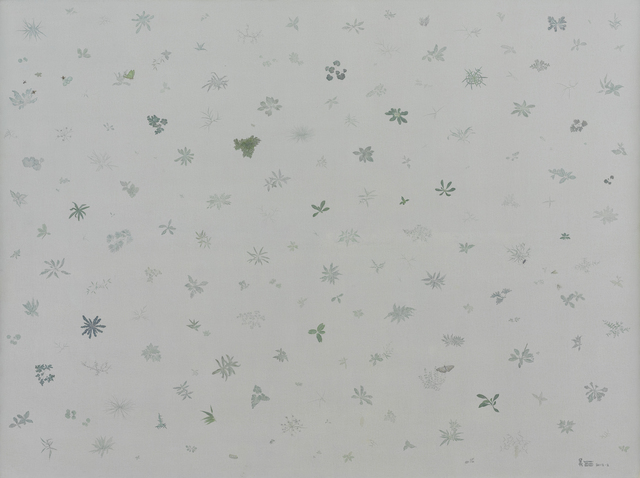 , 'No Weed No.1,' 2012, Contemporary by Angela Li