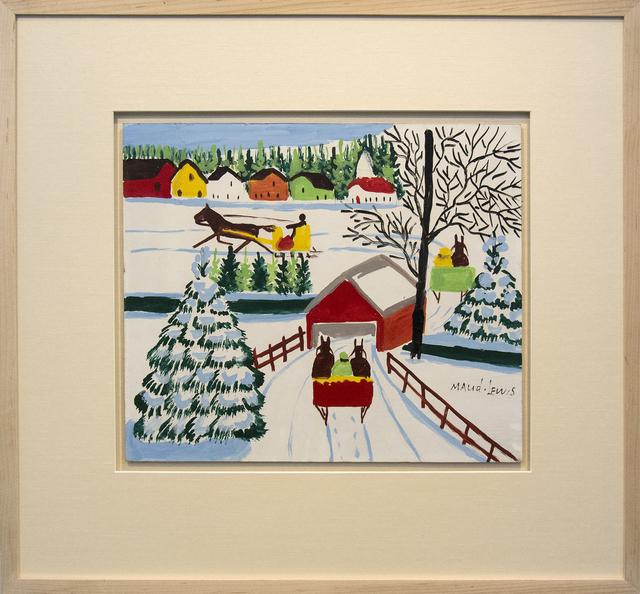 , 'Covered Bridge,' , Oeno Gallery