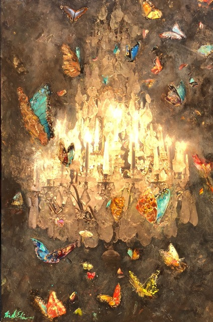 , 'Butterfly Chandelier,' 2018, Space St Barth