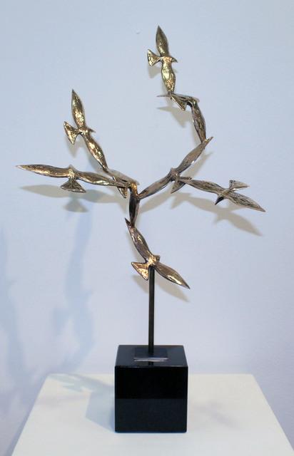 , 'Golden Birds of the Soul,' , Gormleys Fine Art