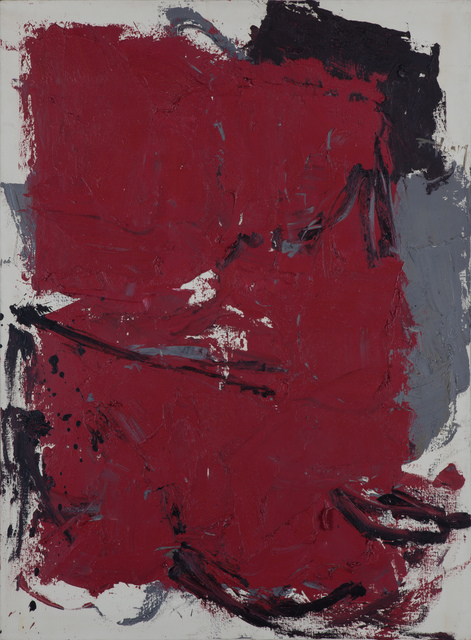 , 'Red No.3 (right),' 1991, 10 Chancery Lane Gallery