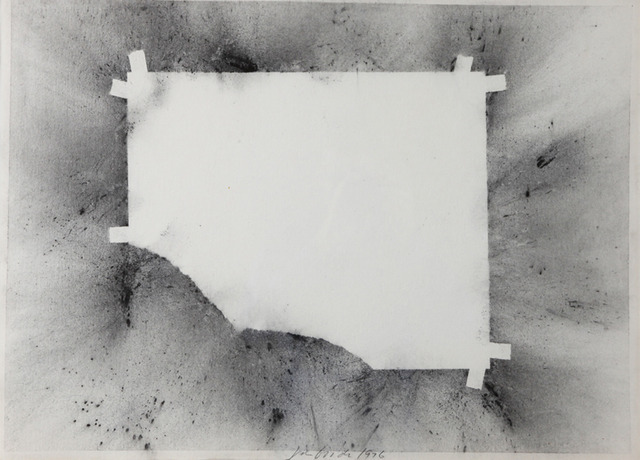 , 'X-ray drawing 18,' 1976, Kohn Gallery