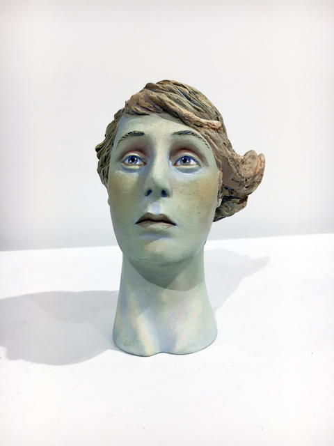 , 'Light Green Woman,' 2012, Duane Reed Gallery