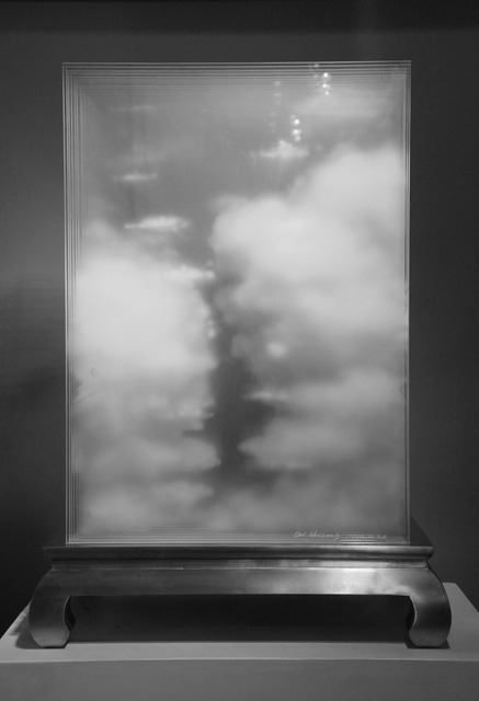 , 'Small Cloud Screen,' 2014, Tina Keng Gallery
