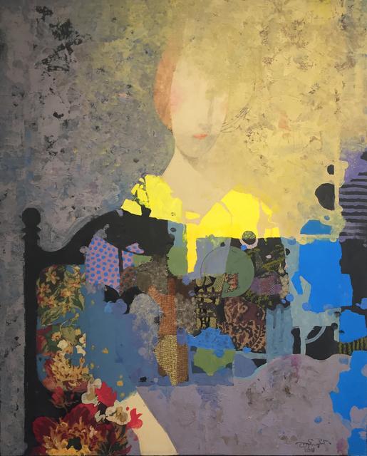 Mark English, 'Elizabeth Lost', Contemporary, Sager Braudis Gallery