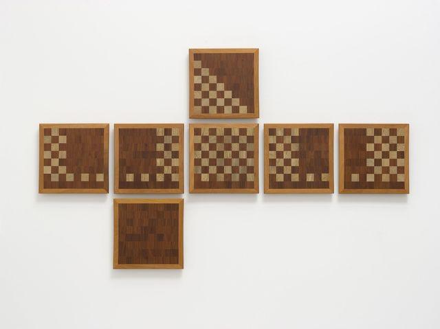 , 'Art as a big chess game No. 06,' 2017, Nils Stærk