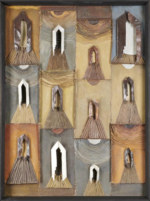 Rachel Reckitt, 'Towers and Helmets', 1908-1995, Liss Llewellyn