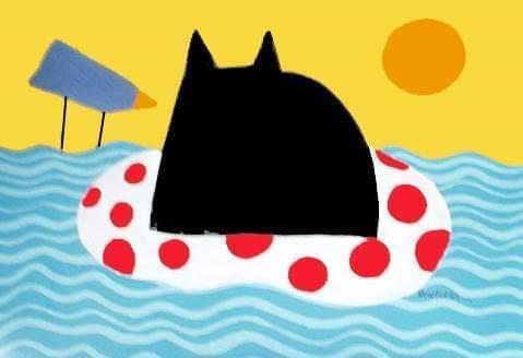 Yonko Kuchera, 'Cat and Bird', 2019, Kuchera Collection