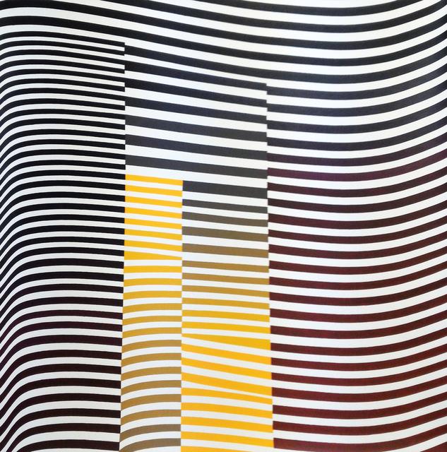 , 'Layers II,' 2019, RoFa Projects