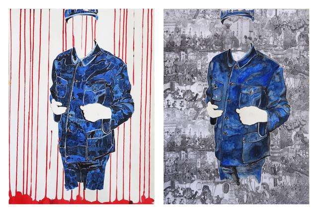 , 'Fragen eines lesenden Arbeiters,' 2014, Anton Kern Gallery