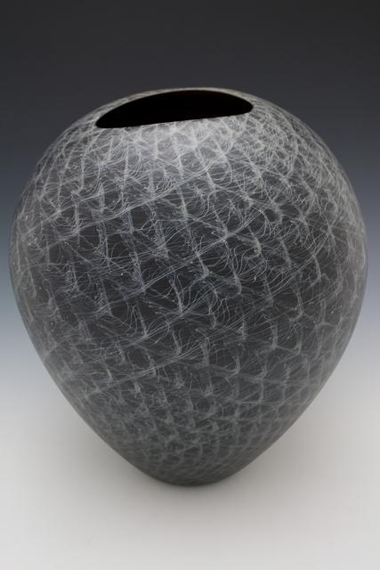 Joshua Wojick, 'Grey Merletto No. 1', 2014, Sculpture, Blown Glass, METHOD & CONCEPT