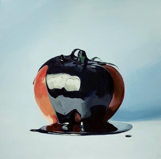 , 'Tomato Spill,' 2017, Lucia Mendoza