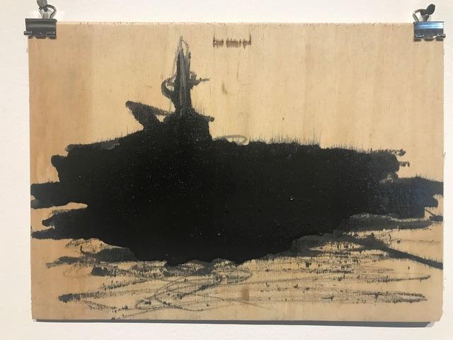 , 'navy,' 2018, galerie 103