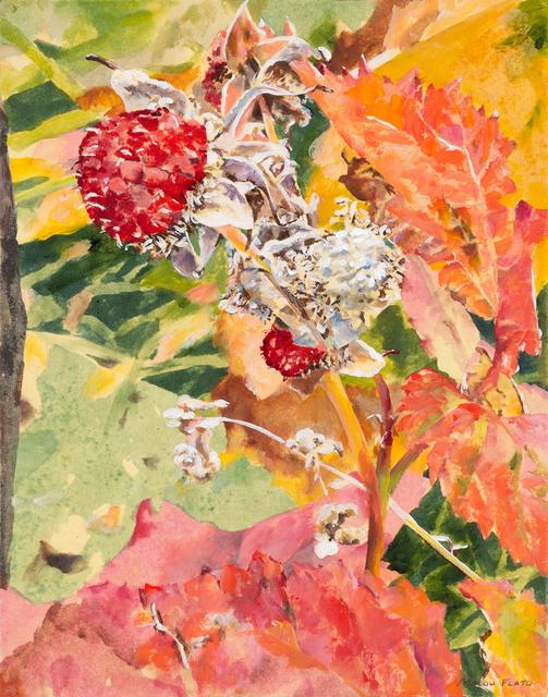, 'Thimbleberry,' 2018, Valley House Gallery & Sculpture Garden