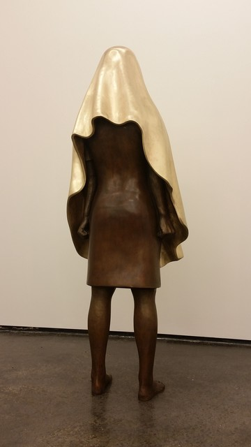 , 'Lady with Drapery,' 2014, Galleri Brandstrup