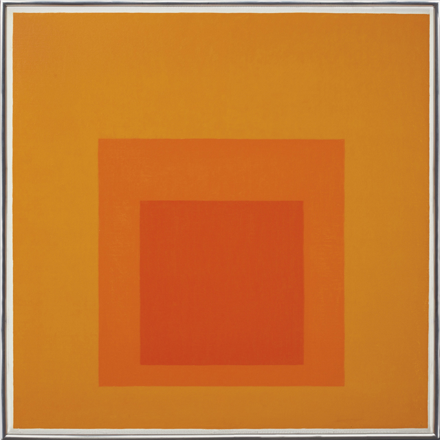 , 'Study for Homage to the Square: Me Too,' 1969, ARCHEUS/POST-MODERN