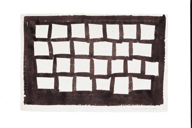 , 'Dibuix 023,' 2001, Galerie Floss & Schultz