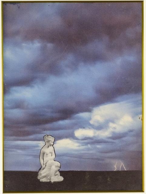Joseph Cornell, 'Unfinished', Curio
