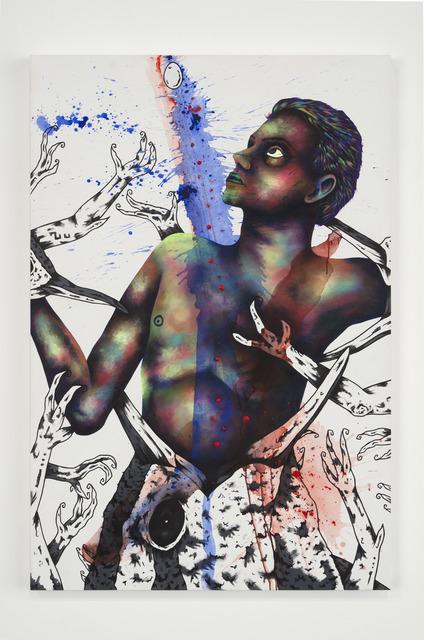 , 'Don't Feed the Animals,' 2016, Shoshana Wayne Gallery