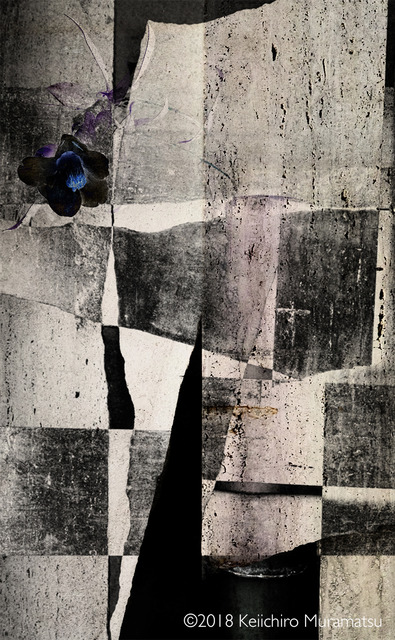Keiichirô Muramatsu, ' STRUCT 5', 2018, Galerie Marie-Robin