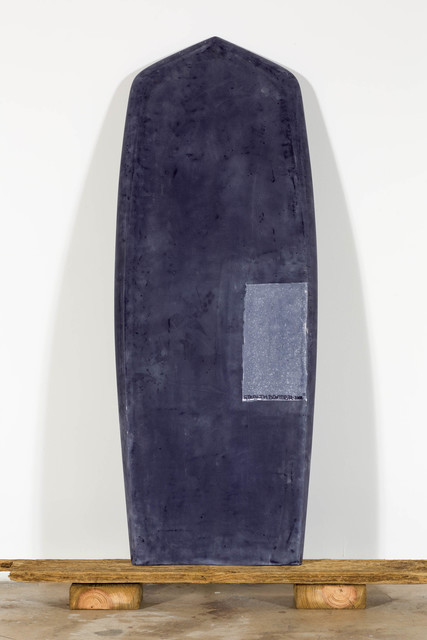 , 'Stealth Bomber (4.10, finless, tunnel hull),' 2016, Nina Johnson