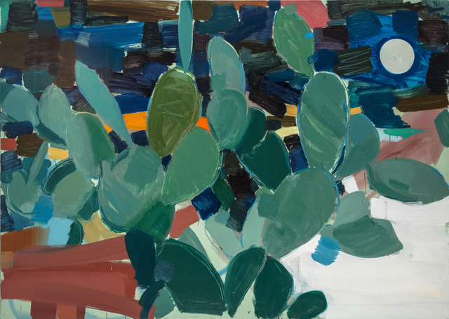 , 'Cactus Four,' 2017, Zilberman Gallery