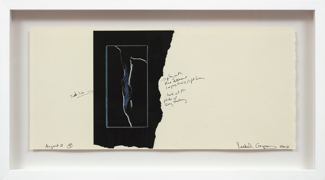 , 'Étude V (Silk),' 2017, Newzones