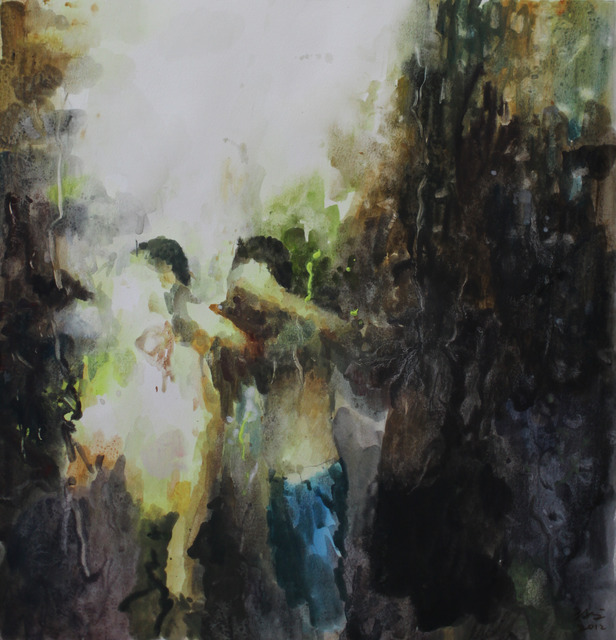 , 'Window,' 2012, Ode to Art