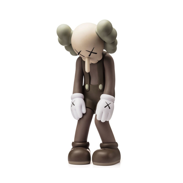 KAWS, 'Small lie brown', 2017, 5ART GALLERY