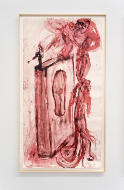 , 'untitled,' 1991, Buchmann Galerie