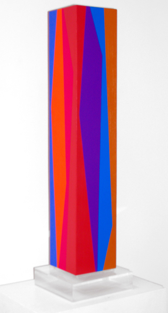 , 'Column #2,' 1990, Louis Stern Fine Arts