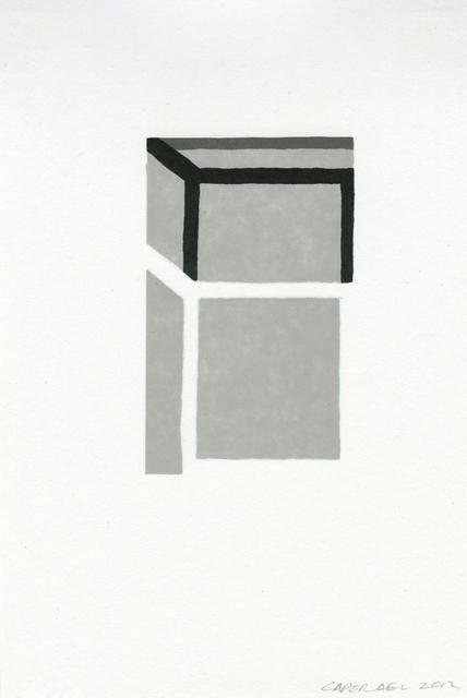 , 'Dynamics,' 2012, Tandem Press