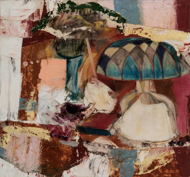 Michael Goldberg, 'Lamp and Vase', 1963, Hollis Taggart