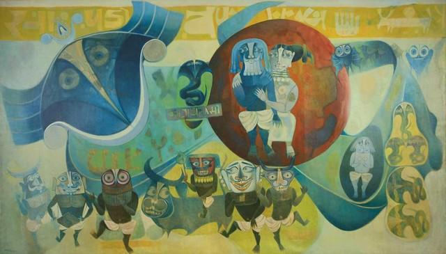 , 'Nagpanchami,' 1973, Dag Modern
