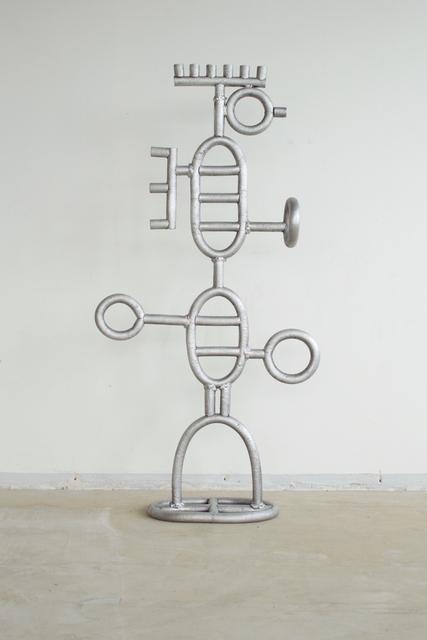 , 'Casted Aluminum,' 2017, Galleri Format Oslo