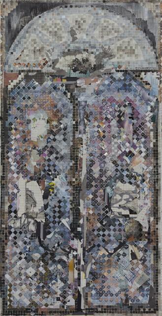 , 'Asia Map NO.150810,' 2015, Tang Contemporary Art