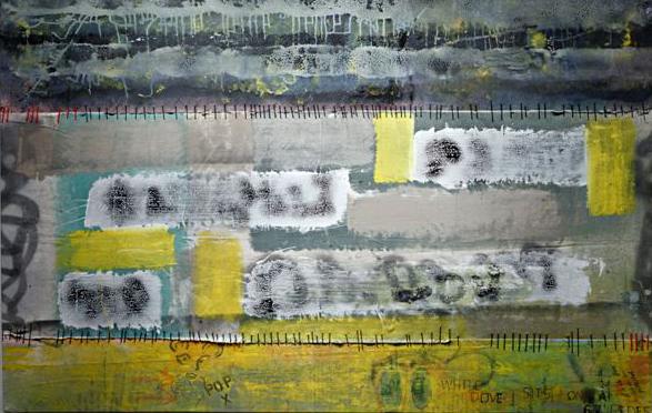 , 'City of Fortune,' 2013, Sopa Fine Arts