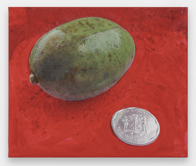, 'L'origine du ciel (Avocado),' 2016, Air de Paris