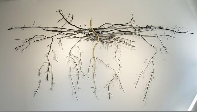 , 'Cannabis Sativa,' 2014, Galleria Ca' d'Oro